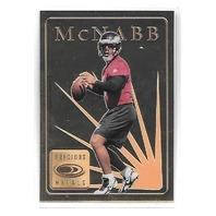 DONOVAN McNABB 1999 Donruss Preferred QBC Precious Metals 1 Gram 999.9 Fine Gold