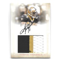 ANTONIO PITTMAN 2007 Playoff National Treasures NT prime patch auto autograph/99