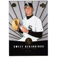 RYAN WING 2004 Sweet Spot Limited Beginnings Rookie Card Parallel 3/10