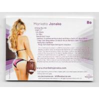 Marketa Janska 2015 Benchwarmer Signature Series /20 Basketball