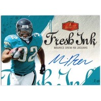 MAURICE JONES-DREW 2006 Flair Showcase Fresh Ink Rookie Autograph Card Jaguars