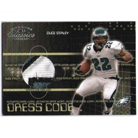 DUCE STALEY 2003 Donruss Classics Three Color Prime Patch Jersey Card /550
