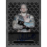 JEFF MONSON 2011 Leaf MMA Metal UFC Authentic Signature auto autograph #GR-JM-2