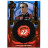 KURT BUSCH 2004 Press Pass Hot Treads Race Tire Card 125/1250