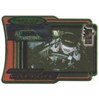 BOBBY LABONTE 2001 Press Pass VIP Rear View Mirror Die Cut Card Interstate