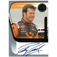 ROBBY GORDON 2004 Press Pass Signings Autograph Auto Card BV$20 (X)