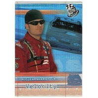 DALE EARNHARDT JR. 2003 Press Pass Velocity Insert Card #VC1 BV$20
