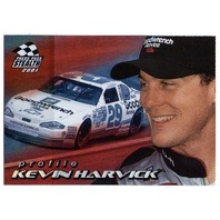 KEVIN HARVICK 2001 Press Pass Stealth Profile Richard Childress Racing Chevy (x)