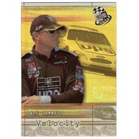 DALE JARRETT 2003 Press Pass Velocity Insert Card UPS 1999 Winston Cup Champion