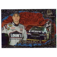 JIMMIE JOHNSON 2004 Press Pass Premium Asphalt Jungle Foil Insert Card #AJ4