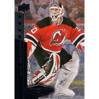 MARTIN BRODEUR 2010-11 Black Diamond Quadruple Diamond Card New Jersey Devils