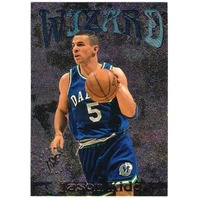 JASON KIDD 1995-96 Stadium Club Wizards #W5 Golden Bears Mavericks Nets Suns