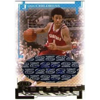 JOSH CHILDRESS 2005 SAGE HIT Autograph Gold Reflections Auto 18/50 Card  (x)