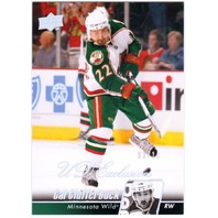 CAL CLUTTERBUCK 2010-11 Upper Deck Exclusives  Parallel Card #106  3/10