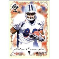 ALGE CRUMPLER 2001 Pacific Private Stock Retail Rookie Card 465/500 RC #103