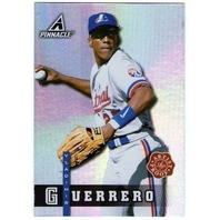VLADIMIR GUERRERO 1998 Pinnacle Plus Artist's Proof Card #AP60 Montreal Expos