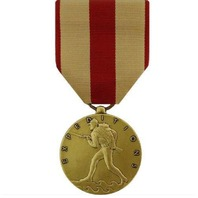 Vanguard Full Size USMC Marine Corps Expeditionary Service Medal Award