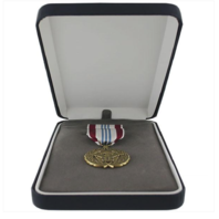 Vanguard Defense Meritorious Service Military Medal Award Presentation Set
