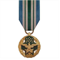 Vanguard (Mini) Miniature Joint Service Commendation Military Medal Award