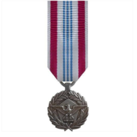 Vanguard (Mini)Miniature Defense Meritorious Service (DMSM) Military Medal Award