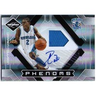 DARREN COLLISON 2009-10 Limited Phenoms Rookie Auto Jersey 106/299 Card #169