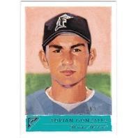 ADRIAN GONZALEZ 2001 Topps Gallery Card #118 BV$20