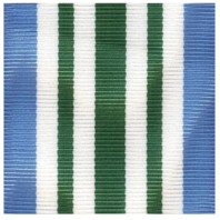 (Miniature) Vanguard Joint Service Commendation (JSCM) Ribbon Yardage (per yard)