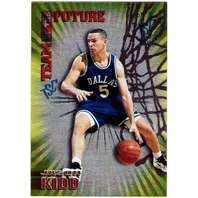 JASON KIDD 1994-95 94/95 Stadium Club Team of the Future Card #6 Rookie Year
