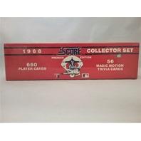 1988 Score Baseball Factory Set Sealed