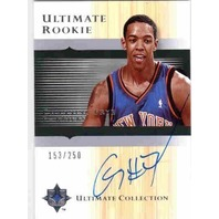 CHANNING FRYE 2005-06 05/06 Ultimate Collection Auto Rookie Card RC 153/250