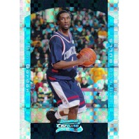 BEN GORDON 2004-05 Bowman Chrome X-fractor Rookie Parallel Card RC 79/150