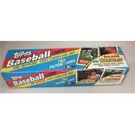 1992 Topps Baseball Factory Set Sealed