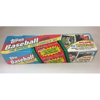1992 Topps Baseball Holiday Factory Set Sealed