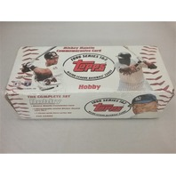 1996 Topps White Baseball Factory Set Sealed