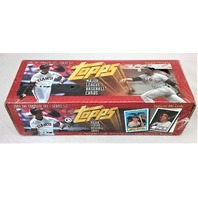 1997 Topps Baseball Red Factory Set Sealed