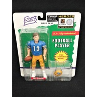"1997 Dan Marino Best Heroes of the Gridiron 6.5"" Fully Articulated Removable Helmet University of Pittsburgh Panthers College Football McFarlane"