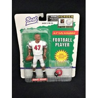 "1997 Robert Brooks Best Heroes of the Gridiron 6.5"" Fully Articulated Removable Helmet South Carolina Gamecocks College Football McFarlane"