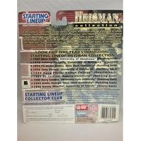 1997 Bo Jackscon NFL Starting Lineup Heisman Collection 1985 Auburn University McFarlane