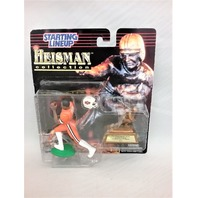 Barry Sanders Starting Lineup Heisman collection 1988 Oklahoma State Cowboys