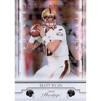 MATT RYAN 2008 Prestige Xtra Points 65/300 Rookie Parallel Card #179 RC Falcons  (x)