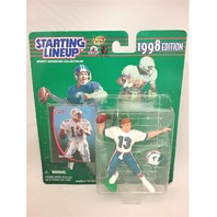 1998 Dan Marino NFL Starting Lineup Sports Superstar Collectibles Miami Dolphins 1998 Edition