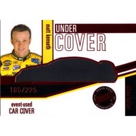 MATT KENSETH 2006 Press Pass Eclipse Under Cover Car Drivers Red 185/225 Card