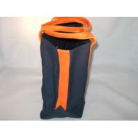 "Collegiate Collection Auburn University AU Tigers Tote Purse Bag 9.5"" x 13"" NWT"