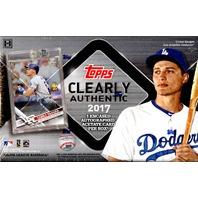 Case Break - 15 Spot 2017 Clear & Chrome Baseball