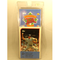 1989 Topps Baseball Talk Collection Set 37 Soundcards NIP NOS Steve Carlton