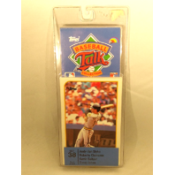 1989 Topps Baseball Talk Collection Set 38 Soundcards NIP NOS Roberto Clemente