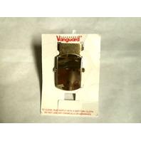 Vanguard Navy ROTC Brass Belt Buckle