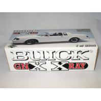 GMP Peachstate 1987 Buick GNX X-Ray 1:18 Scale Die-cast #8101 1/3504 NIB