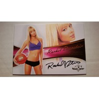 Rachel Bernstein 2011 Bench Warmer Bubble Gum Autograph Auto on Card #A16 Maxis
