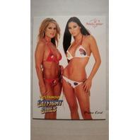 Tanya Ballinger Kitana Baker 2003 Bench Warmer S2 Promo TVs Famous Catfight Girls